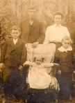 Williams Family (Restored Photo)
